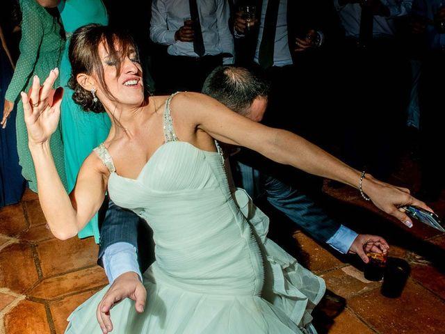 La boda de Fernando y Andrea en Siguenza, Guadalajara 108