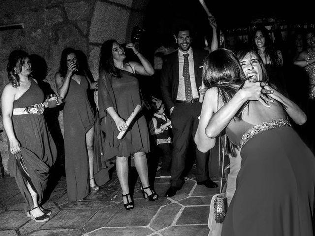 La boda de Fernando y Andrea en Siguenza, Guadalajara 109