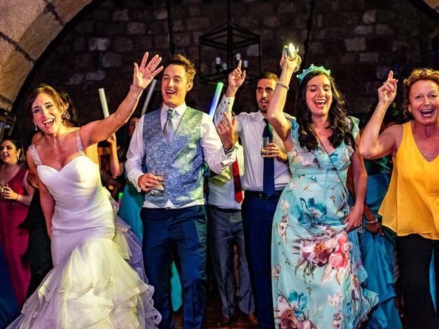 La boda de Fernando y Andrea en Siguenza, Guadalajara 114