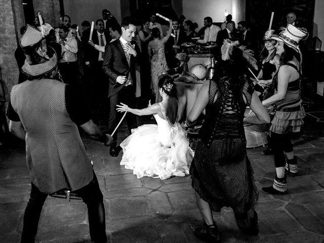 La boda de Fernando y Andrea en Siguenza, Guadalajara 117