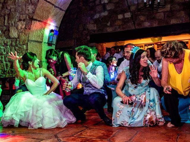 La boda de Fernando y Andrea en Siguenza, Guadalajara 118