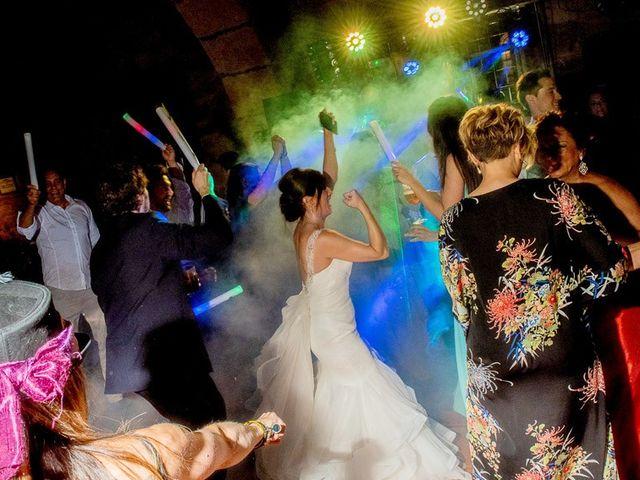 La boda de Fernando y Andrea en Siguenza, Guadalajara 121