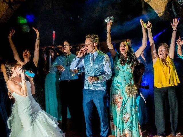 La boda de Fernando y Andrea en Siguenza, Guadalajara 122