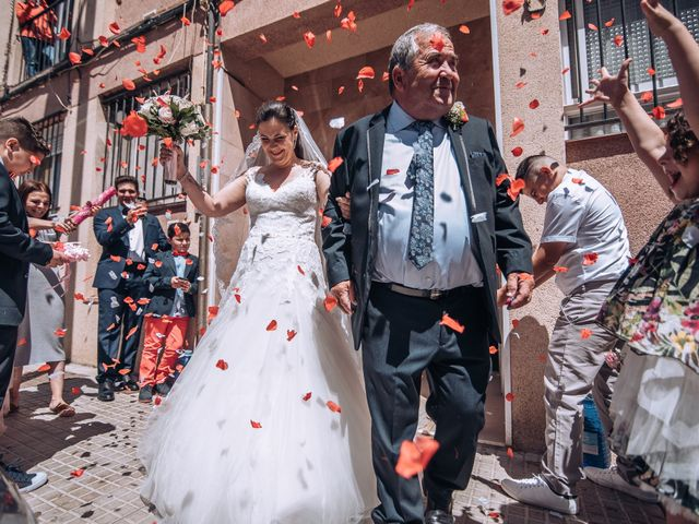 La boda de Angel y Marta en Montferri, Tarragona 35