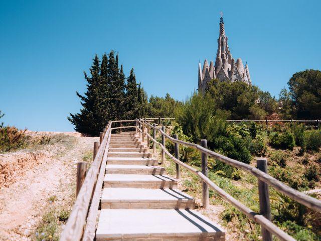 La boda de Angel y Marta en Montferri, Tarragona 36