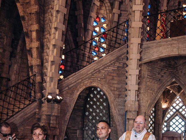 La boda de Angel y Marta en Montferri, Tarragona 40