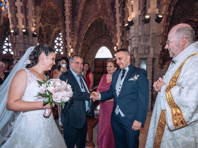 La boda de Angel y Marta en Montferri, Tarragona 43