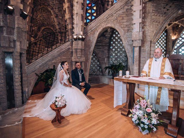 La boda de Angel y Marta en Montferri, Tarragona 44