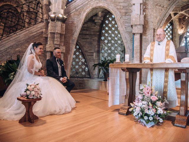 La boda de Angel y Marta en Montferri, Tarragona 45