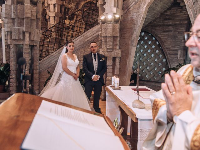 La boda de Angel y Marta en Montferri, Tarragona 46
