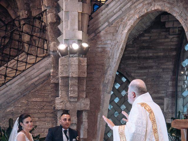 La boda de Angel y Marta en Montferri, Tarragona 49