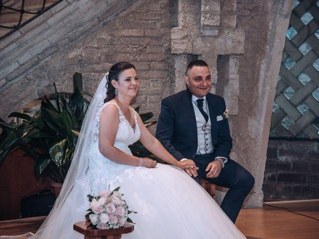 La boda de Angel y Marta en Montferri, Tarragona 50