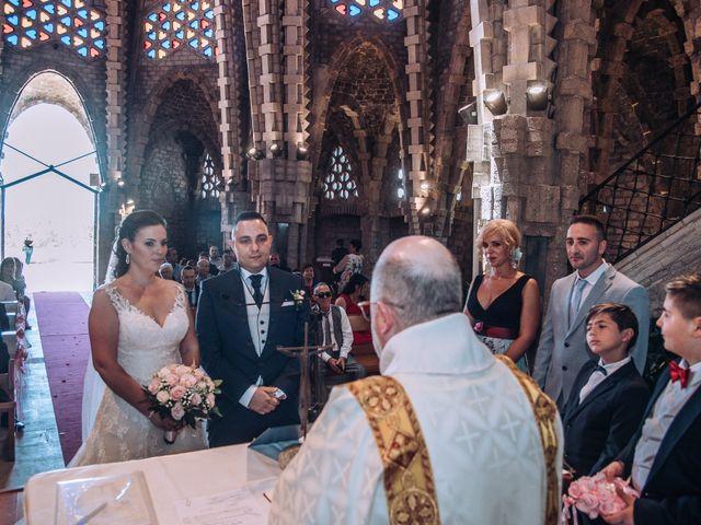 La boda de Angel y Marta en Montferri, Tarragona 53