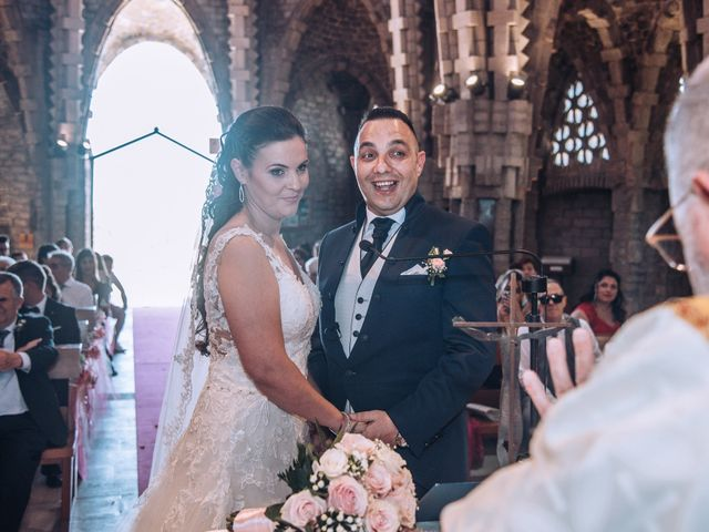 La boda de Angel y Marta en Montferri, Tarragona 54