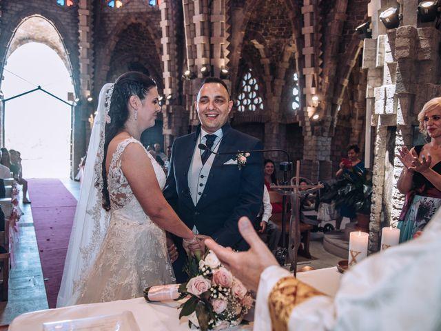 La boda de Angel y Marta en Montferri, Tarragona 56