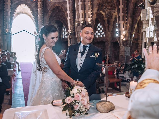 La boda de Angel y Marta en Montferri, Tarragona 57