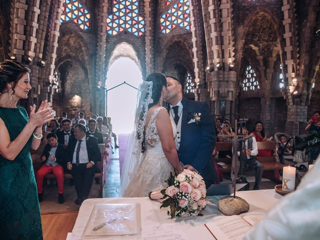 La boda de Angel y Marta en Montferri, Tarragona 58