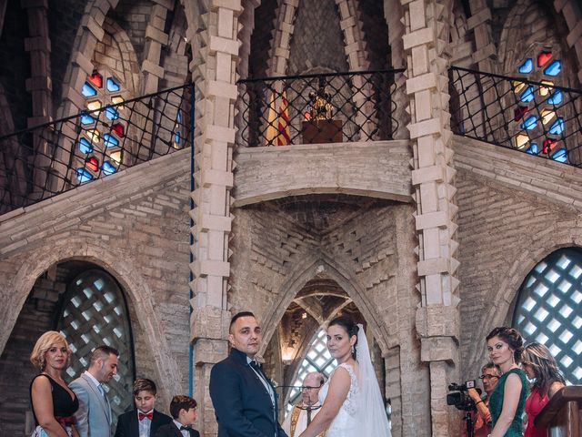La boda de Angel y Marta en Montferri, Tarragona 59