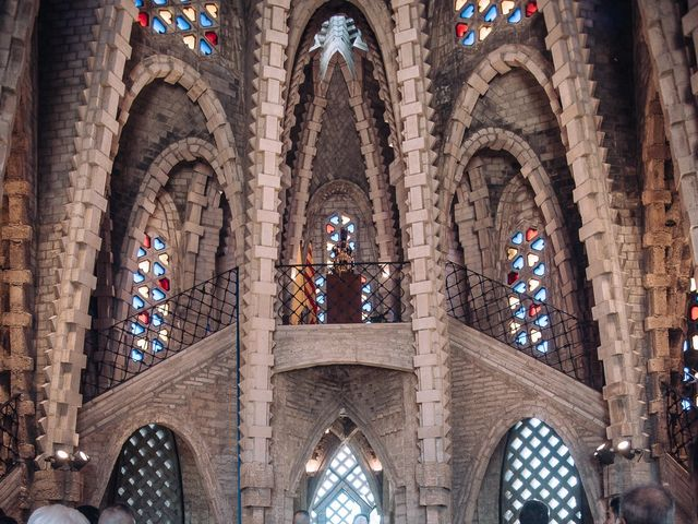 La boda de Angel y Marta en Montferri, Tarragona 63
