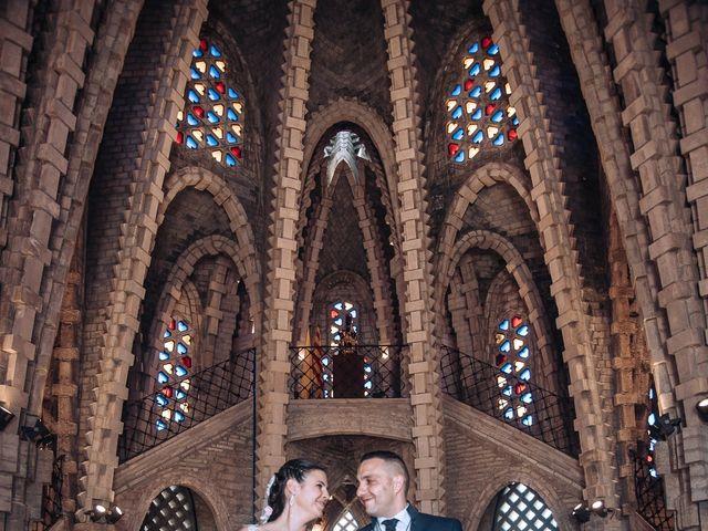 La boda de Angel y Marta en Montferri, Tarragona 66