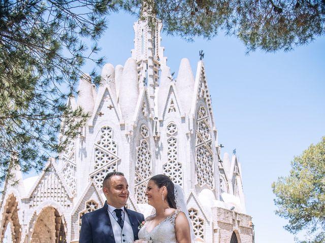 La boda de Angel y Marta en Montferri, Tarragona 68