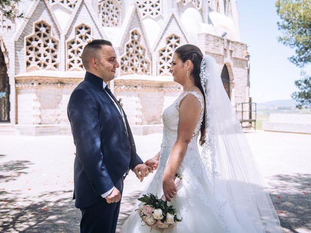 La boda de Marta y Angel