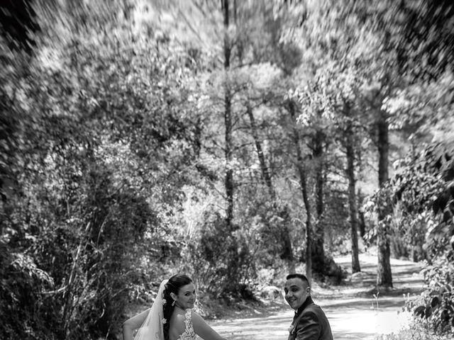 La boda de Angel y Marta en Montferri, Tarragona 72