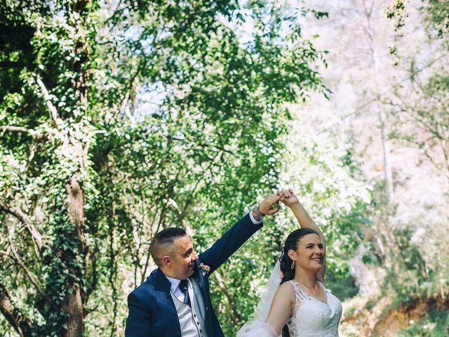 La boda de Angel y Marta en Montferri, Tarragona 73