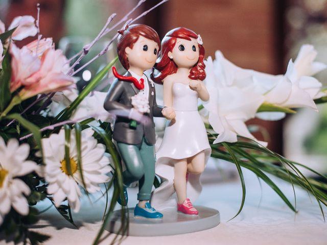 La boda de Angel y Marta en Montferri, Tarragona 88