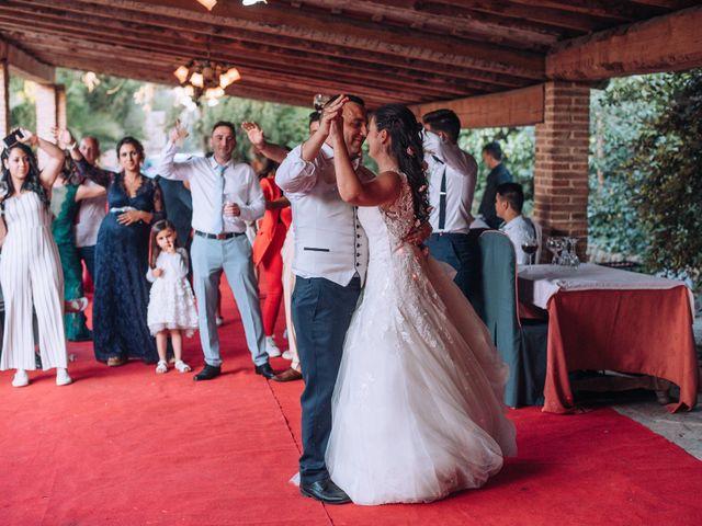 La boda de Angel y Marta en Montferri, Tarragona 90