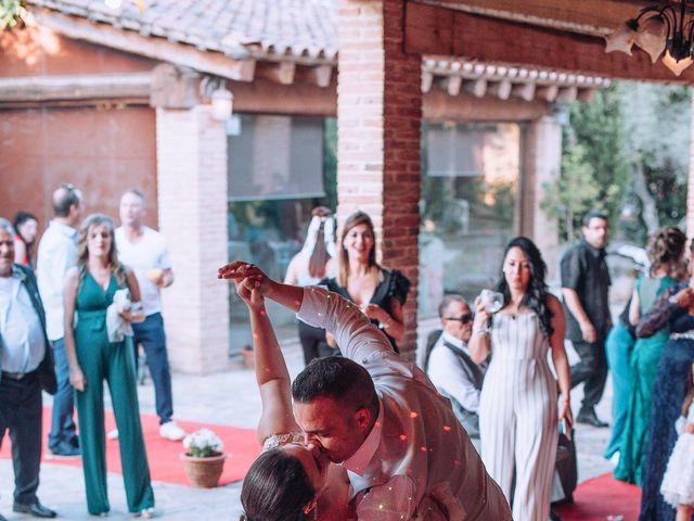 La boda de Angel y Marta en Montferri, Tarragona 91