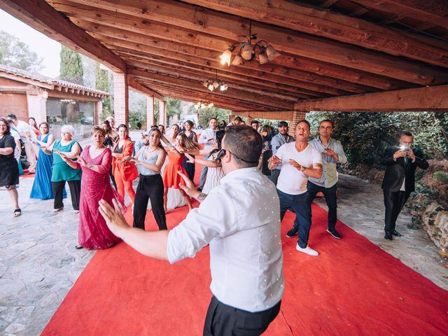 La boda de Angel y Marta en Montferri, Tarragona 98