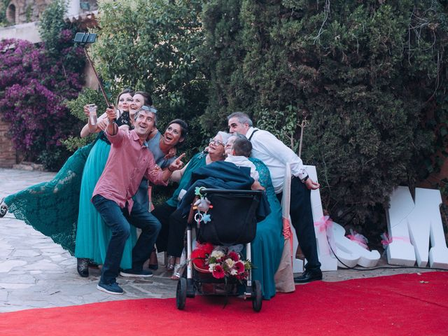 La boda de Angel y Marta en Montferri, Tarragona 102