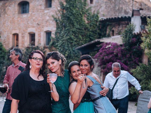 La boda de Angel y Marta en Montferri, Tarragona 103
