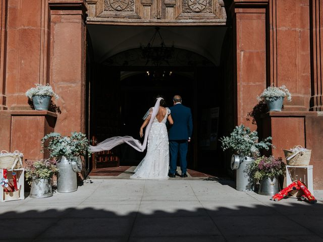 La boda de Ángel y Aurora en Herencia, Ciudad Real 16