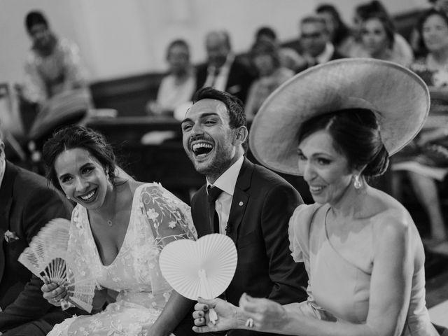 La boda de Ángel y Aurora en Herencia, Ciudad Real 17