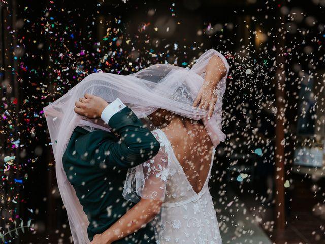 La boda de Ángel y Aurora en Herencia, Ciudad Real 20
