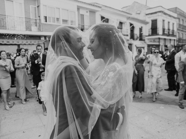 La boda de Ángel y Aurora en Herencia, Ciudad Real 21