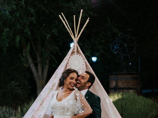 La boda de Ángel y Aurora en Herencia, Ciudad Real 27