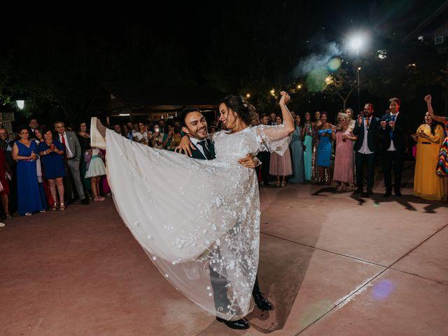La boda de Ángel y Aurora en Herencia, Ciudad Real 35