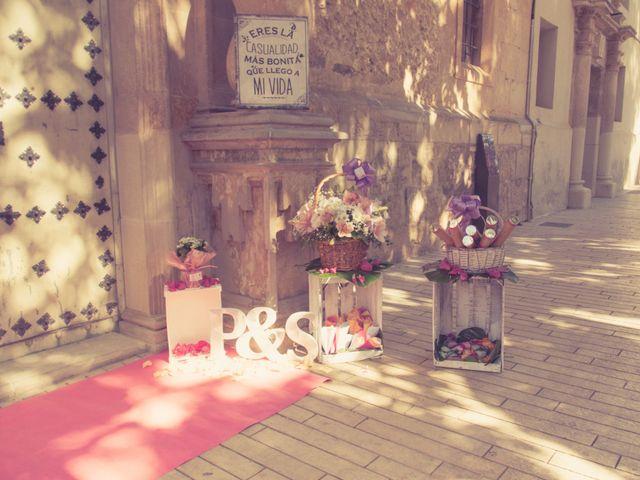 La boda de Pedro y Sonia en Almansa, Albacete 14