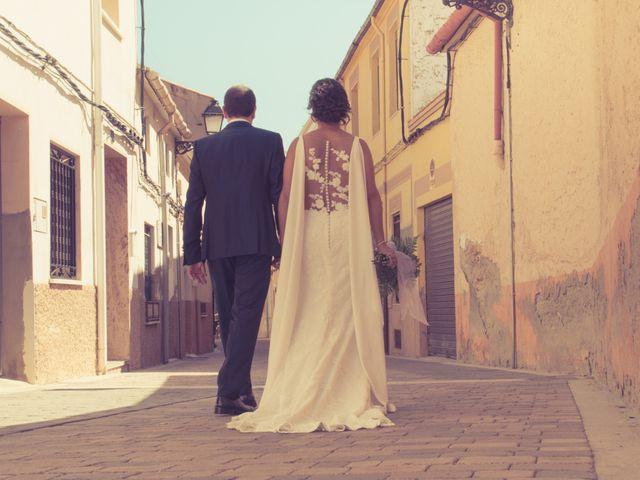 La boda de Pedro y Sonia en Almansa, Albacete 17