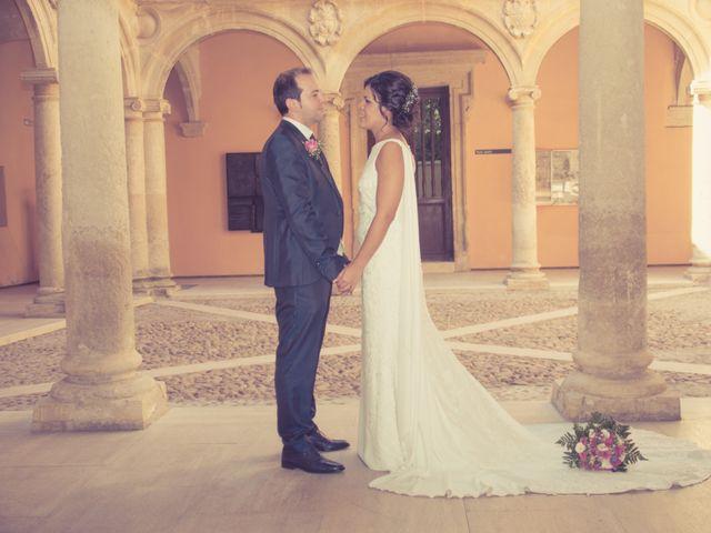 La boda de Pedro y Sonia en Almansa, Albacete 1