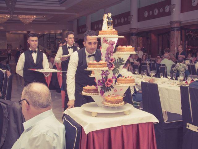 La boda de Pedro y Sonia en Almansa, Albacete 27