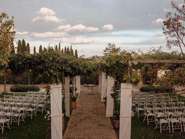 La boda de Olga y Anabel en L' Ametlla Del Valles, Barcelona 8