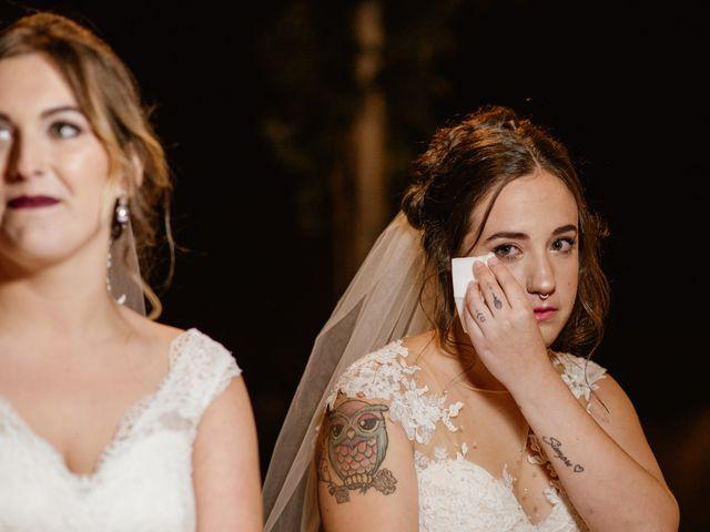 La boda de Olga y Anabel en L' Ametlla Del Valles, Barcelona 16