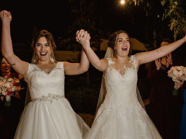 La boda de Olga y Anabel en L' Ametlla Del Valles, Barcelona 20