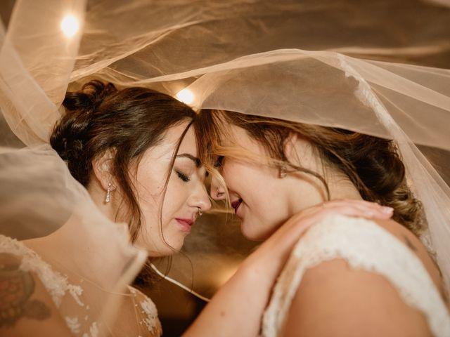 La boda de Olga y Anabel en L' Ametlla Del Valles, Barcelona 23