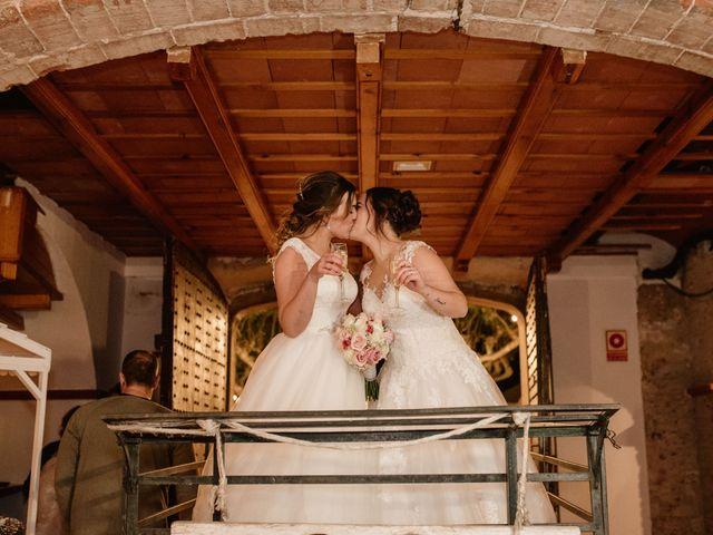 La boda de Olga y Anabel en L' Ametlla Del Valles, Barcelona 26