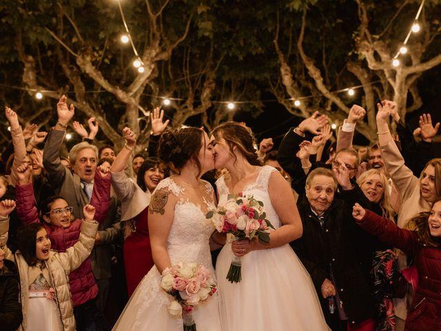 La boda de Olga y Anabel en L' Ametlla Del Valles, Barcelona 28